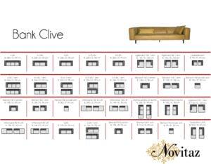 Clive-Technische gegevens