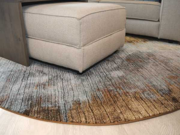 Rond karpet interieuradvies