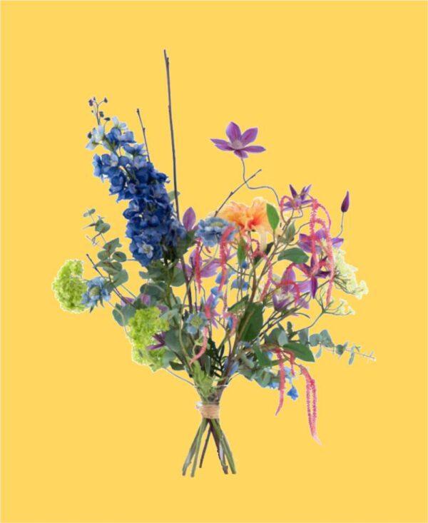 Moederdag-Boeket-kunstbloemen