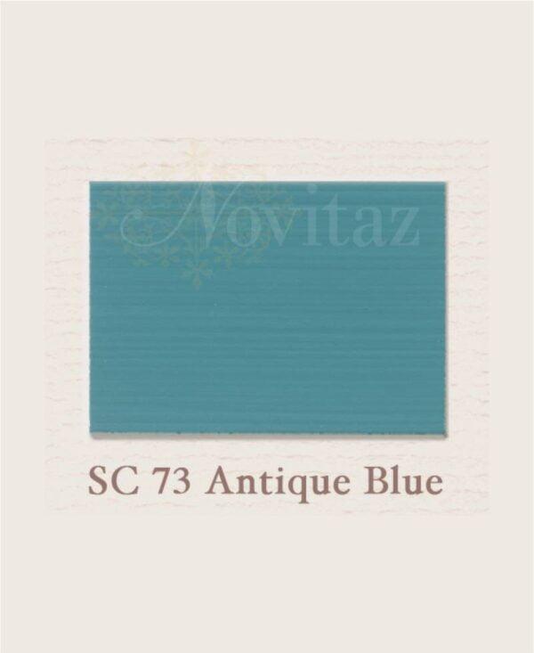 Antique Blue SC73 painting the past