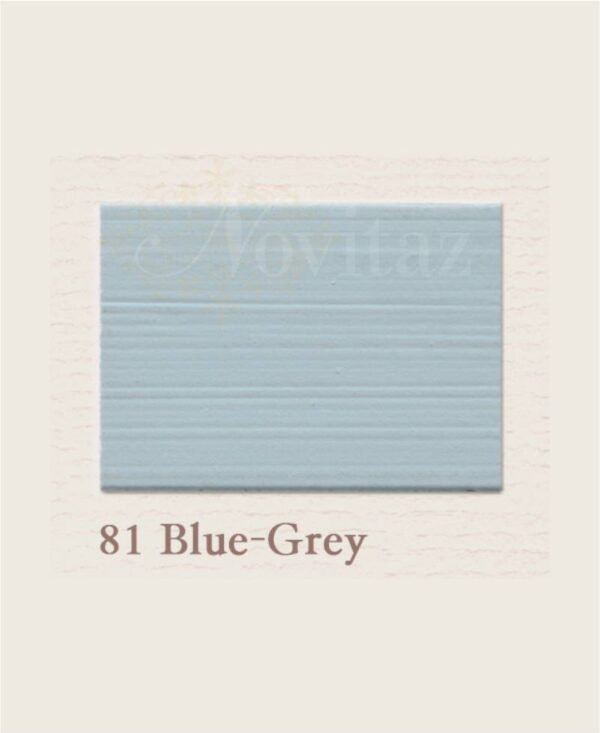Blue-Grey 81 painting the past