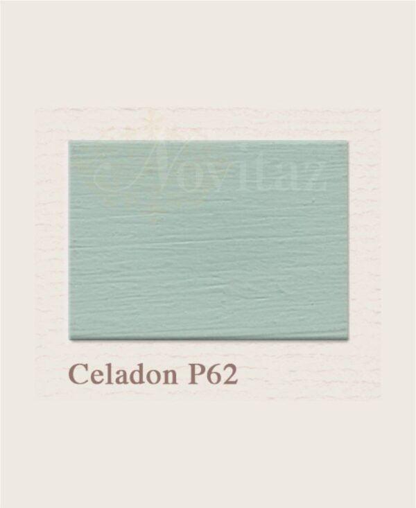 Celadon P62 painting the past