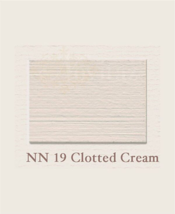 Clotted Cream NN19 painting the past