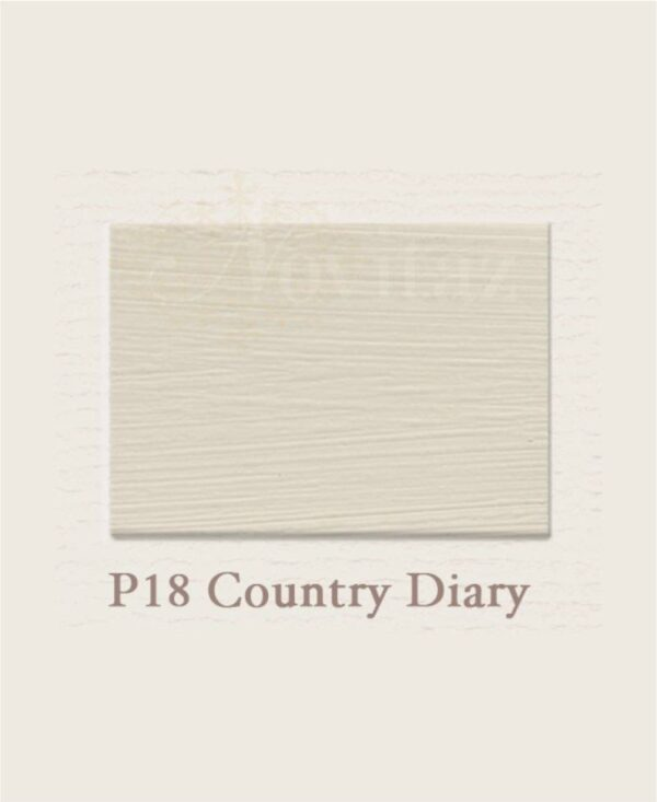 County Diary P18 painting the past