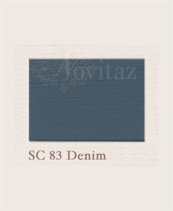 Denim SC83 painting the past