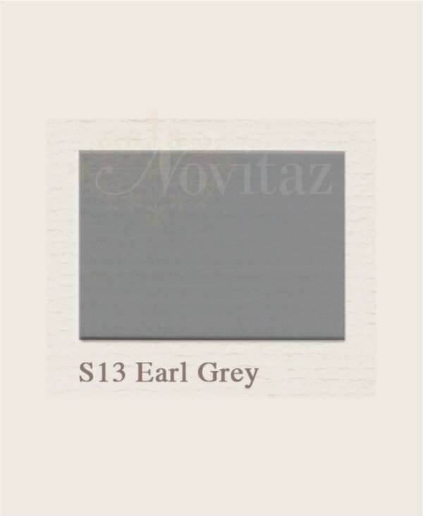 Earl Grey S13 painting the past