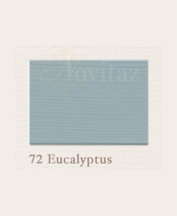 Eucalyptus 72 painting the past