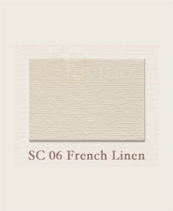 French Linen SC06 painting the past