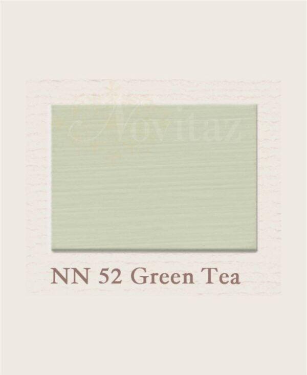 Green Tea NN52 painting the past
