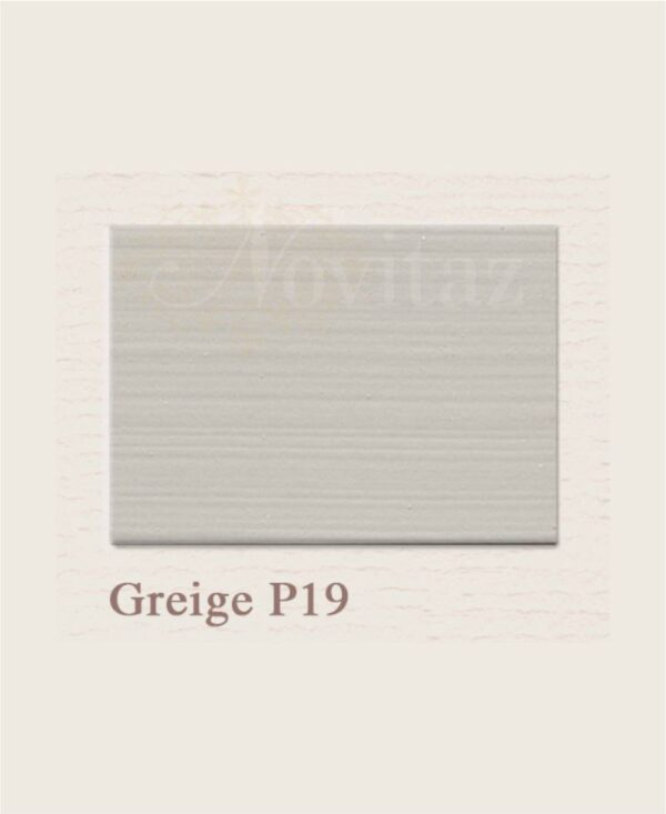 Greige P19 painting the past