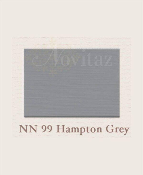 Hampton Grey NN99 painting the past