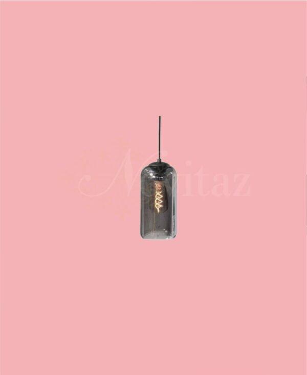 Hanglamp Smoke glas Bell G2042.19