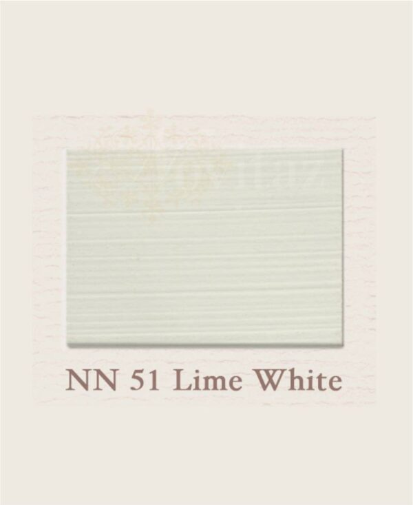 Lime White NN51 painting the past