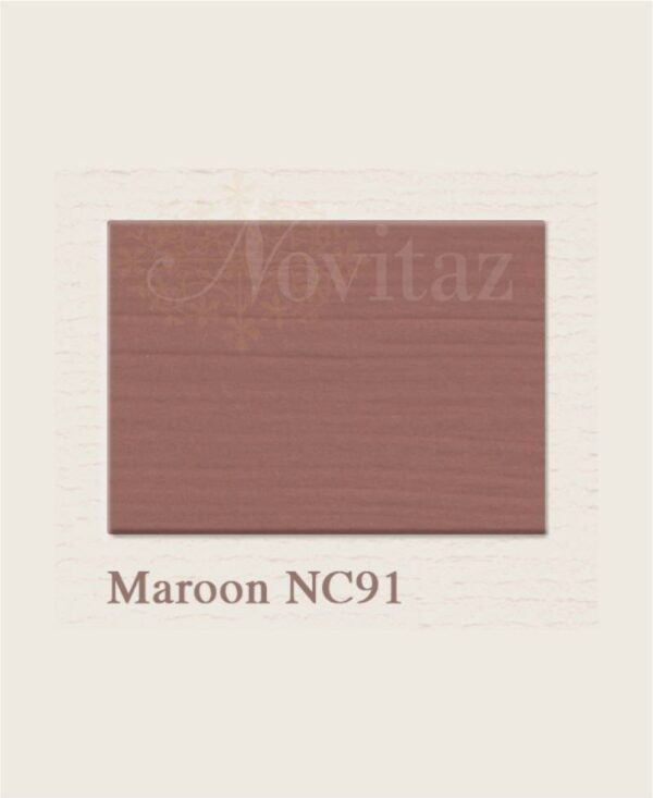 Maroon NC91 painting the past