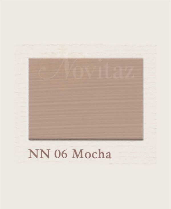 Mocha NN06 painting the past