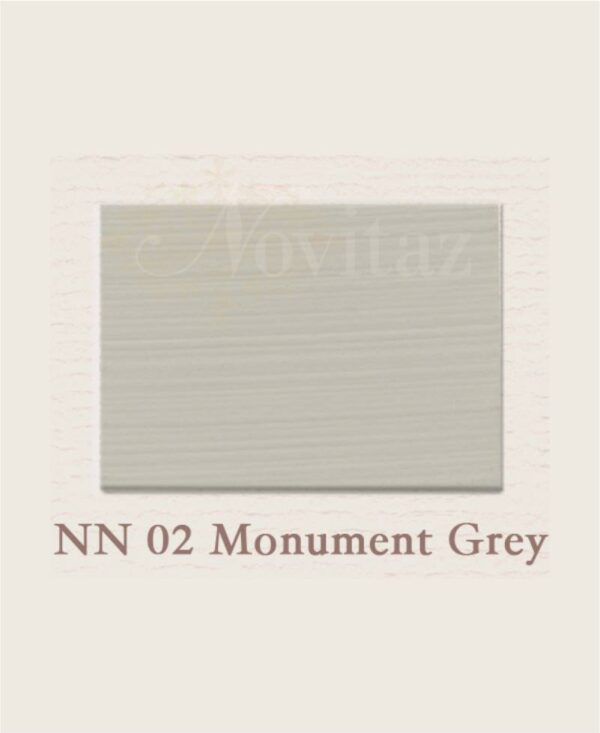 Monument Grey NN02 painting the past