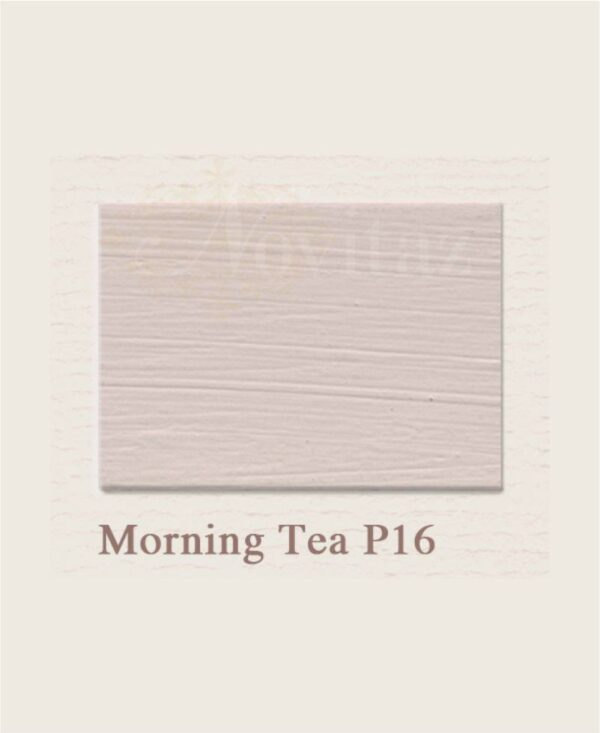 Morning Tea P16 painting the past