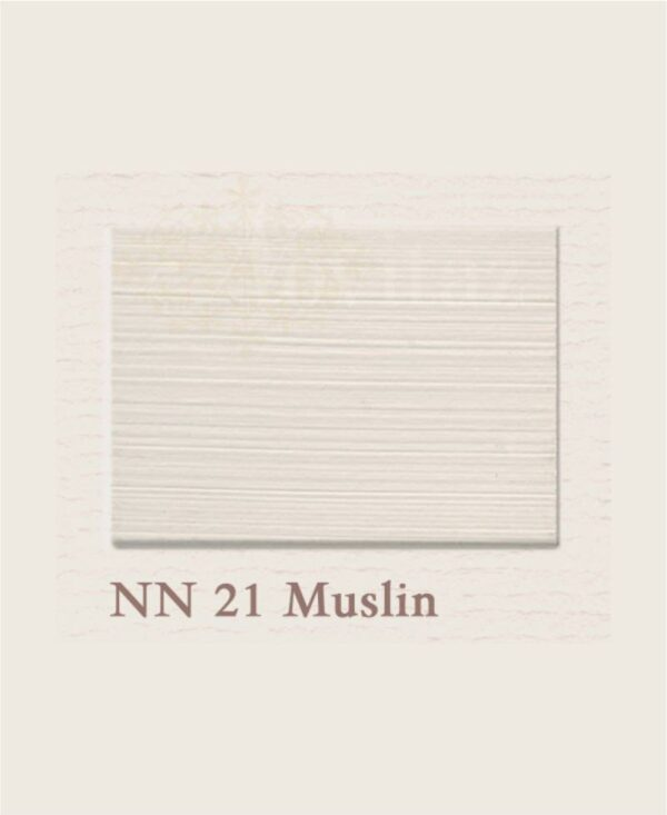Muslin NN21 painting the past