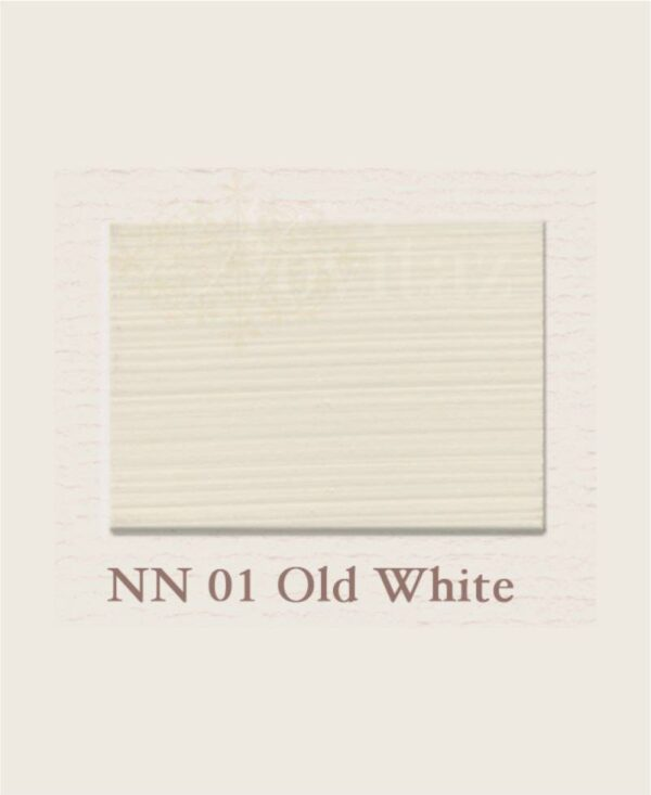 Old White NN 01 painting the past
