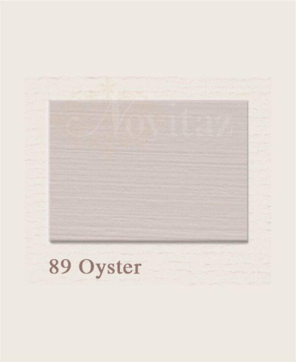 Oyster 89 painting the past