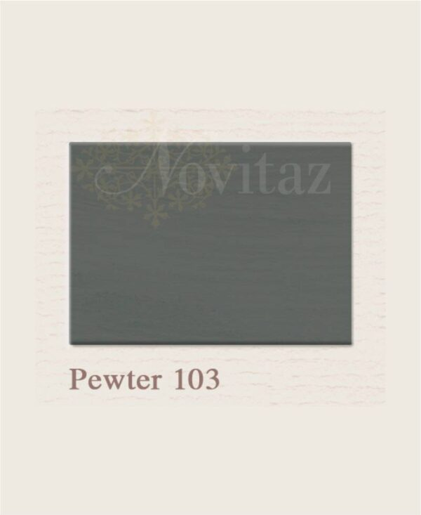 Pewter 103 painting the past
