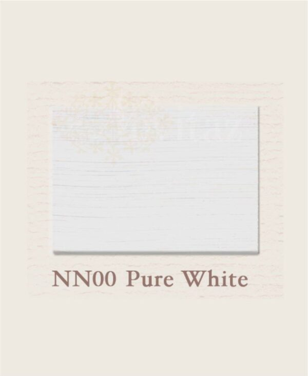 Pure White NN00 painting the past
