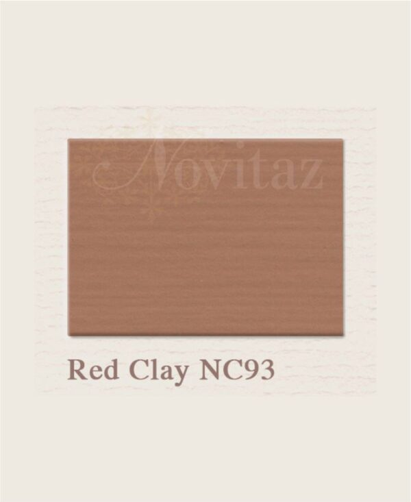 Red Clay NC93 painting the past