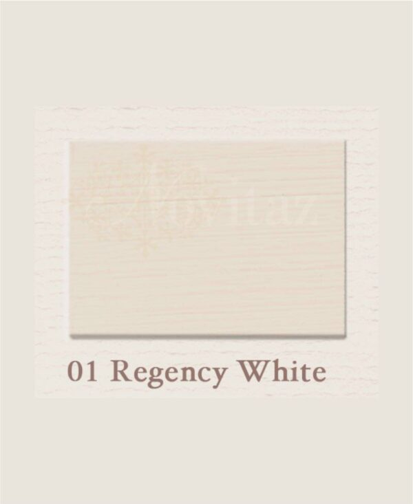 Regency white 01 painting the past