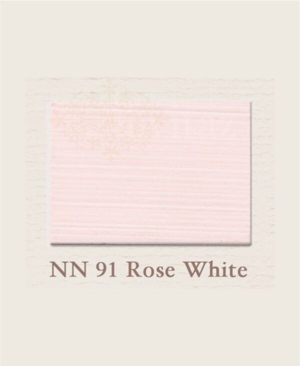Rose White NN91painting the past